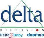 Deltadiffusion