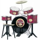 Baterie, Set tobe Golden Drums
