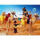 Egyptians -  Doi talhari cu camile