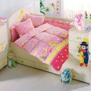 Set dormit creaforce baby- bumbac 100%  - Mak Mak ROZ